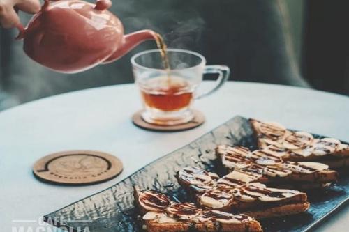 کافه مگنولیا