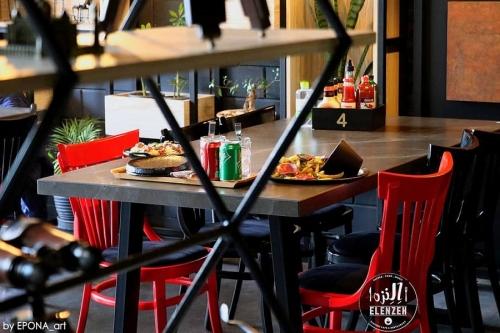 کافه رستوران النزه