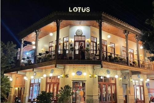کافه رستوران لوتوس