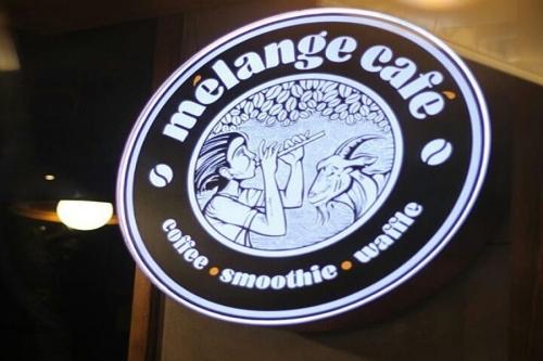 کافه ملانژ
