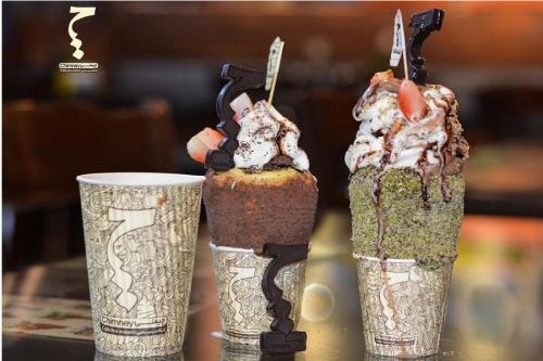 شعبه کافه بستنی چیمنی (وزرا)