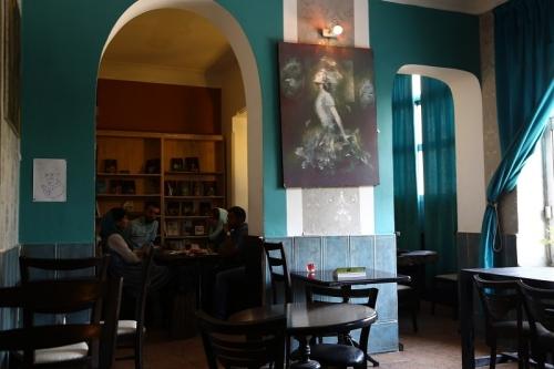 کافه هنر قشقایی