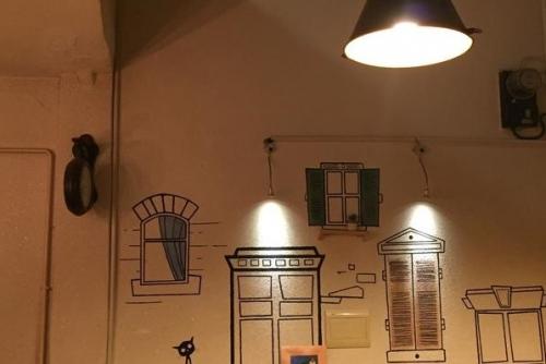 کافه اتاق روشن