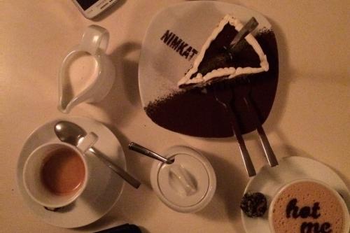کافه نیمکت(مشهد)