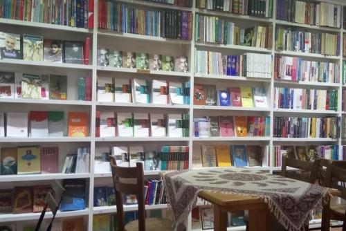کافه کتاب آفتاب