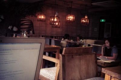 برنامهنویسی در کافه
