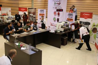 نمایشگاه تخصصی قهوه، چای و صنایع وابسته (اکسپو) expo 4