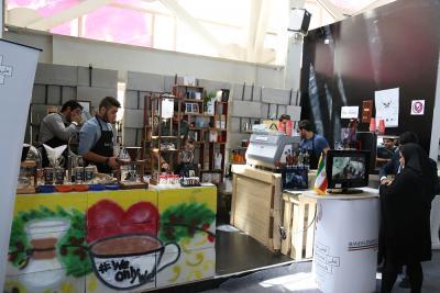 نمایشگاه تخصصی قهوه، چای و صنایع وابسته (اکسپو) expo new 4