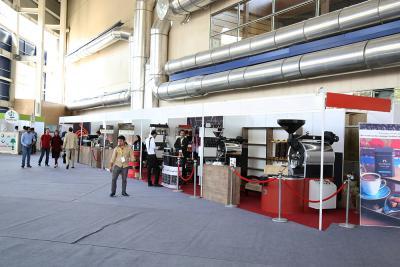 نمایشگاه تخصصی قهوه، چای و صنایع وابسته (اکسپو) expo new 9
