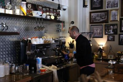 همایش مدیران کافه در کافه السا cafe elsa cafeyab 11