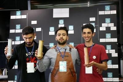 قهرمان مسابقات ملی اروپرس ایران: جواد رستگاری