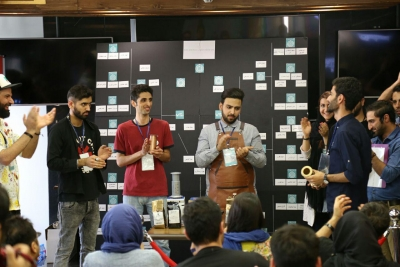 first iranian aeropress championship cafeyab 2