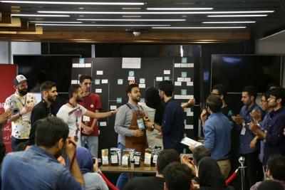 first iranian aeropress championship cafeyab 3