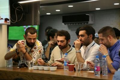 first iranian aeropress championship cafeyab 8