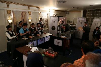 iribc cafeyab quarter final and final 27