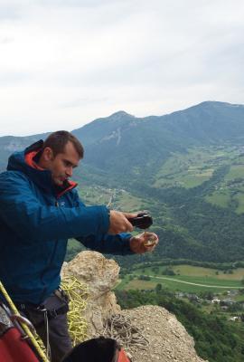 هندپرسو واید هیبرید climbing