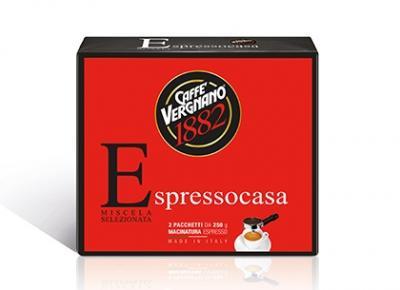 قهوه اسپرسو کاسا ورنیانو coffee vergnano espresso cassa2