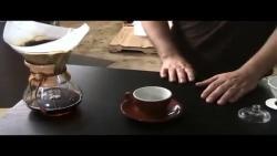 چگونه یک فنجان قهوه عالی با قهوه ساز کمکس قهوه دم کنیم؟