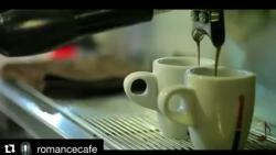 تیزر جلسه ی رایگان آشنایی با قهوه در کافه رومنس